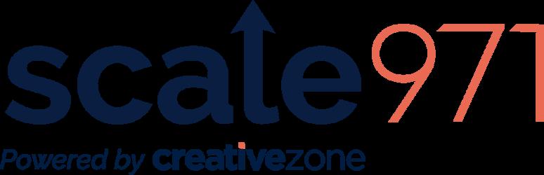 Scale971 and Creative Zone Logo